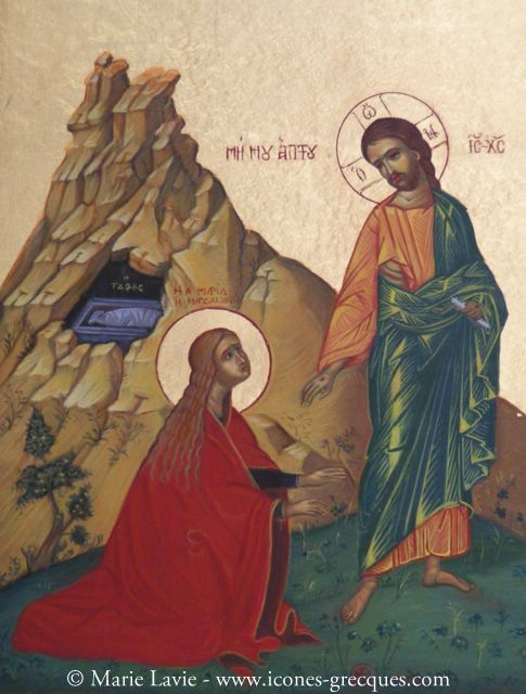 This blog is under the patronage of saint Mary Magdalen