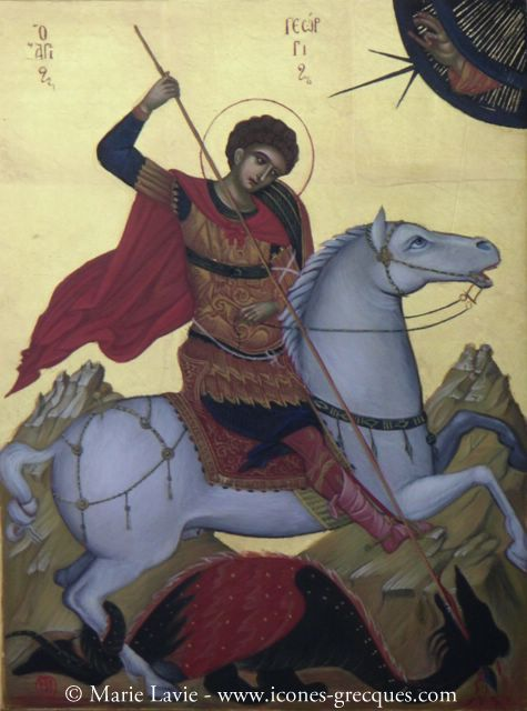 "the life and sainthood of saint george A saint is someone who lives a perfectly moral life according to a given ethical system, and ""a necessary condition of moral sainthood would be that one's life be dominated by a commitment to improving the welfare of others or of society as a whole"" (wolf)."